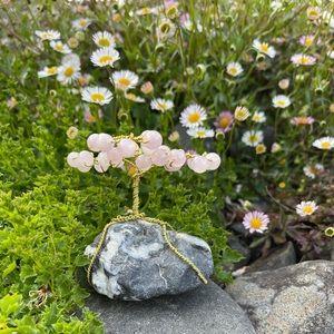 Handmade Gemstone Tree